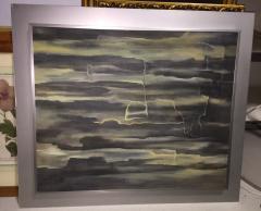 Bernard Saby Bernard Saby Abstract Composition circa 1965 - 1083263