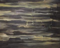Bernard Saby Bernard Saby Abstract Composition circa 1965 - 1084130