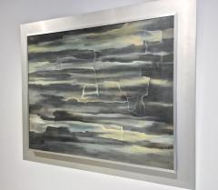 Bernard Saby Bernard Saby Abstract Composition circa 1965 - 1821492