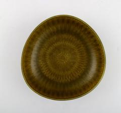 Berndt Friberg Berndt Friberg 1899 1981 for Gustavsberg Studiohand Bowl in glazed stoneware - 1293107