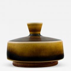 Berndt Friberg Berndt Friberg Studio ceramic vase Modern Swedish design Unique handmade - 1295929