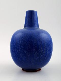 Berndt Friberg Berndt Friberg Studio ceramic vase Modern Swedish design Unique handmade - 1293451