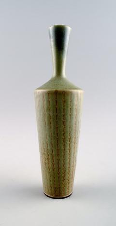 Berndt Friberg Berndt Friberg Studio hand art pottery vase with a narrow neck - 1293453