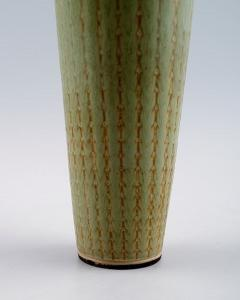 Berndt Friberg Berndt Friberg Studio hand art pottery vase with a narrow neck - 1293498