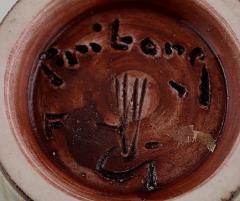 Berndt Friberg Berndt Friberg Studio hand art pottery vase with a narrow neck - 1293499