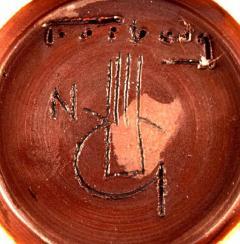 Berndt Friberg Berndt Friberg Studio large ceramic bowl Modern Swedish design - 1293129