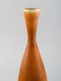 Berndt Friberg Large vase in glazed stoneware - 1421732