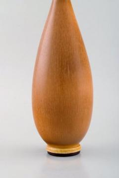 Berndt Friberg Large vase in glazed stoneware - 1421735