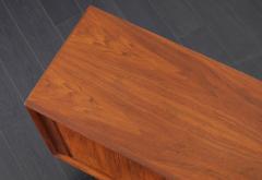 Danish Credenza Walnut : Danish walnut dining chairs by eva nils koppel for slagelse