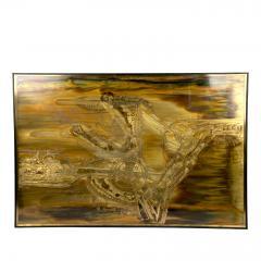 Bernhard Rohne Bernard Rohne Etched Brass Artwork - 1825960