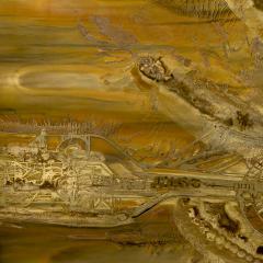 Bernhard Rohne Bernard Rohne Etched Brass Artwork - 1825963