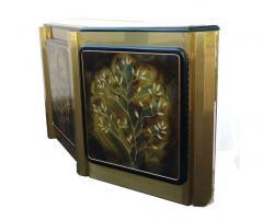 Bernhard Rohne Bernhard Rohne for Mastercraft Tree of Life Credenza Sideboard Cabinet - 1749314