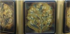 Bernhard Rohne Bernhard Rohne for Mastercraft Tree of Life Credenza Sideboard Cabinet - 1749316