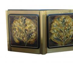 Bernhard Rohne Bernhard Rohne for Mastercraft Tree of Life Credenza Sideboard Cabinet - 1749318