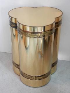 Bernhard Rohne Brass Table by Bernhard Rohne for Mastercraft - 605888
