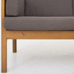 Bernt Petersen 3 Seater Bed in Oak - 323531