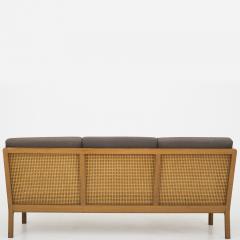 Bernt Petersen 3 Seater Bed in Oak - 323532