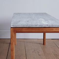 Bernt Petersen Bernt Petersen Mahogany and Marble Coffee Table - 1168199