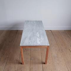 Bernt Petersen Bernt Petersen Mahogany and Marble Coffee Table - 1168200
