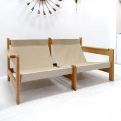 Bernt Petersen Two Seat Sofa by Bernt Petersen 1970 - 585180