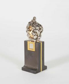 Berrocal Micro Micheline X Opus 139 Pendant Sculpture Stand - 1477842