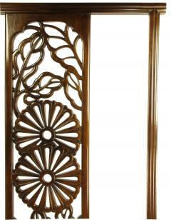 Bert England Bert England Orientation Group Carved Mahogany Tall King Headboard - 52650