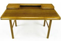 Bert England Rare Bert England East Indian Laurel and Ash Postmodern Writing Desk - 899072