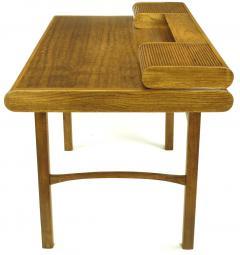 Bert England Rare Bert England East Indian Laurel and Ash Postmodern Writing Desk - 899074