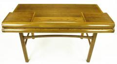 Bert England Rare Bert England East Indian Laurel and Ash Postmodern Writing Desk - 899077