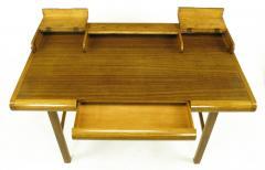 Bert England Rare Bert England East Indian Laurel and Ash Postmodern Writing Desk - 899079