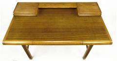 Bert England Rare Bert England East Indian Laurel and Ash Postmodern Writing Desk - 899080