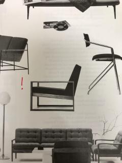 Bert Lieber Teak and Leather Chair Bert Lieber Walter Knoll 60s - 1638717