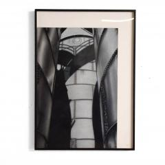 Bert Stern Modern Abstract Architectural Black White Photography Signed Jeanine Stern - 906051