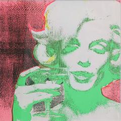 Bert Stern Original 1968 Marilyn Monroe Serigraph - 1489117