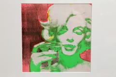Bert Stern Original 1968 Marilyn Monroe Serigraph - 1489118