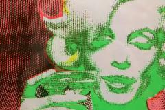 Bert Stern Original 1968 Marilyn Monroe Serigraph - 1489119