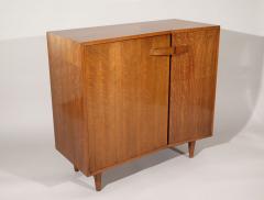 Bertha Schaefer Rare pair of asymmetrical cabinets - 810441