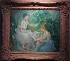 Berthe Morisot The Bath - 73807