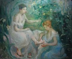 Berthe Morisot The Bath - 73812