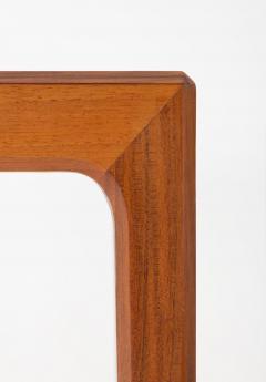 Bertil Fridhagen Pair of Swedish Mid Century Side Tables in Walnut by Bertil Fridhagen - 1620362