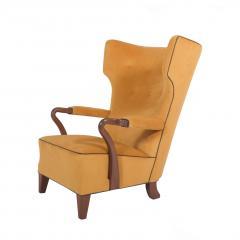 Bertil S derberg Rare 1938 Large Easy Chair by Bertil S derberg - 1528242