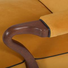 Bertil S derberg Rare 1938 Large Easy Chair by Bertil S derberg - 1528243