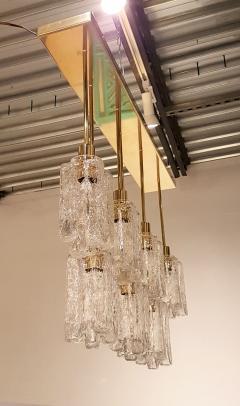 Bespoke Brass Murano Glass Chandelier by D Lightus - 547856