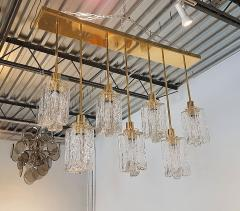 Bespoke Brass Murano Glass Chandelier by D Lightus - 547859