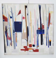 Betsy Keville B Keville Oil on Canvas Abstract - 1445124