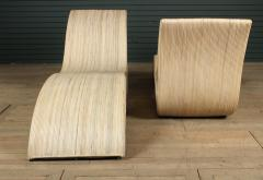 Betty Cobonpue Pair of Pencil Reed Lounge Chairs style of Betty Cobonpue - 2044771