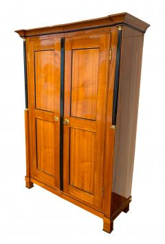 Biedermeier Armoire Cherry Solid Wood South Germany circa 1820 - 1439195