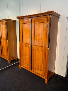 Biedermeier Armoire Cherry Solid Wood South Germany circa 1820 - 1439199