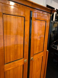 Biedermeier Armoire Cherry Solid Wood South Germany circa 1820 - 1439201