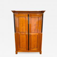 Biedermeier Armoire Cherry Solid Wood South Germany circa 1820 - 1439375